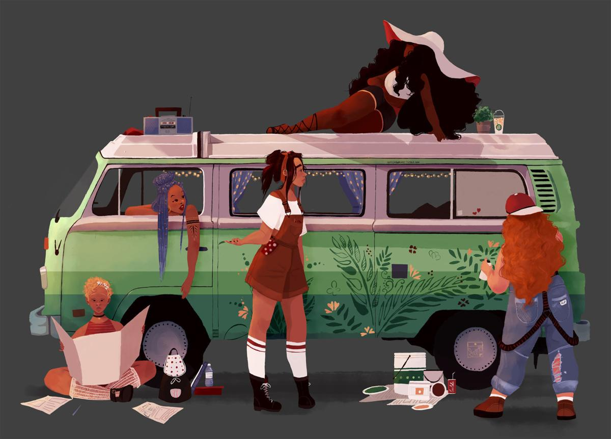 "Jenna September's ""Road Trip"""