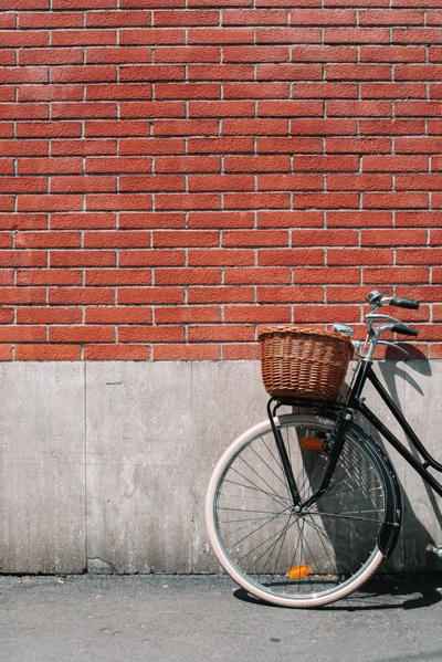 Pedaling the Past