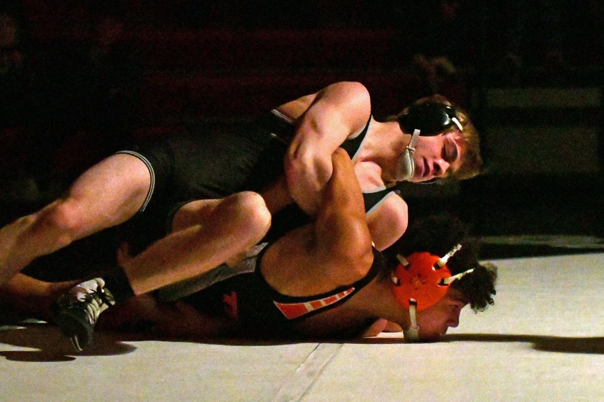 Scott West Wrestling