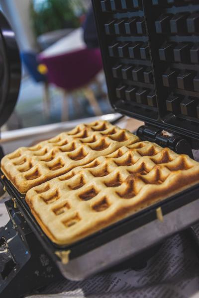 Waffles - unsplash