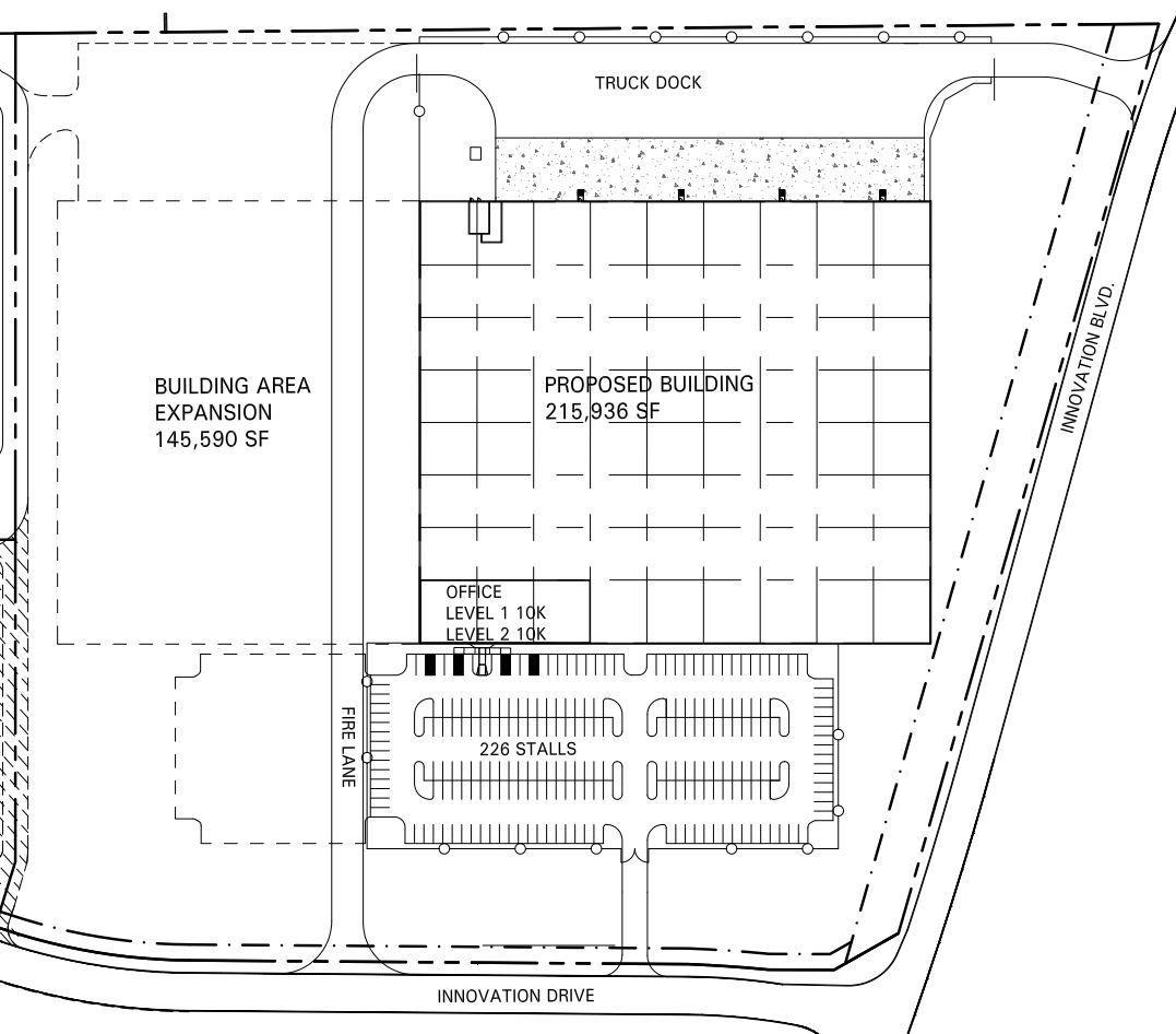 AmerisourceBergen building plan