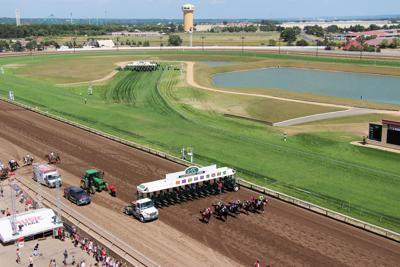 Canterbury Park Extreme Race Day