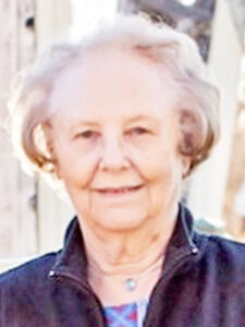 Obituary for Ellorine Goebel