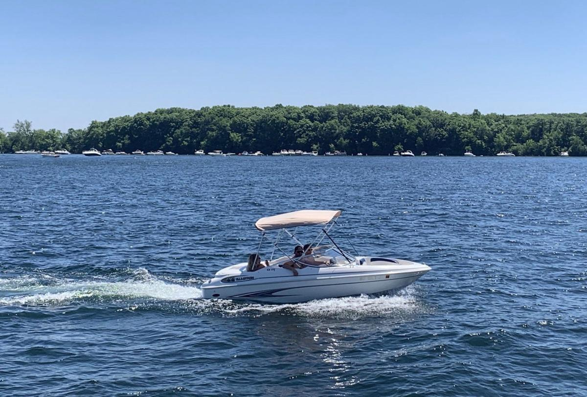 Boating season