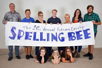 Putnam Spelling Bee cast