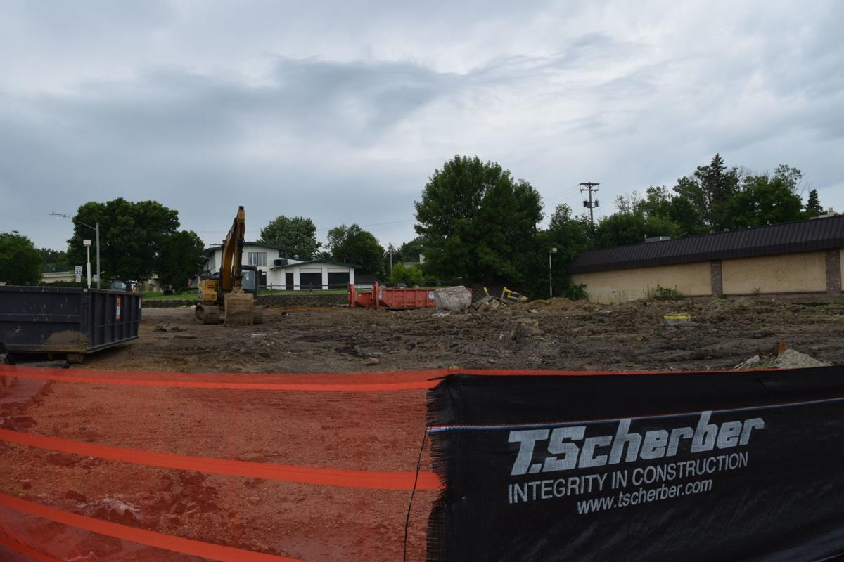 Old BP gas station in Long Lake finally gets torn down   Lake