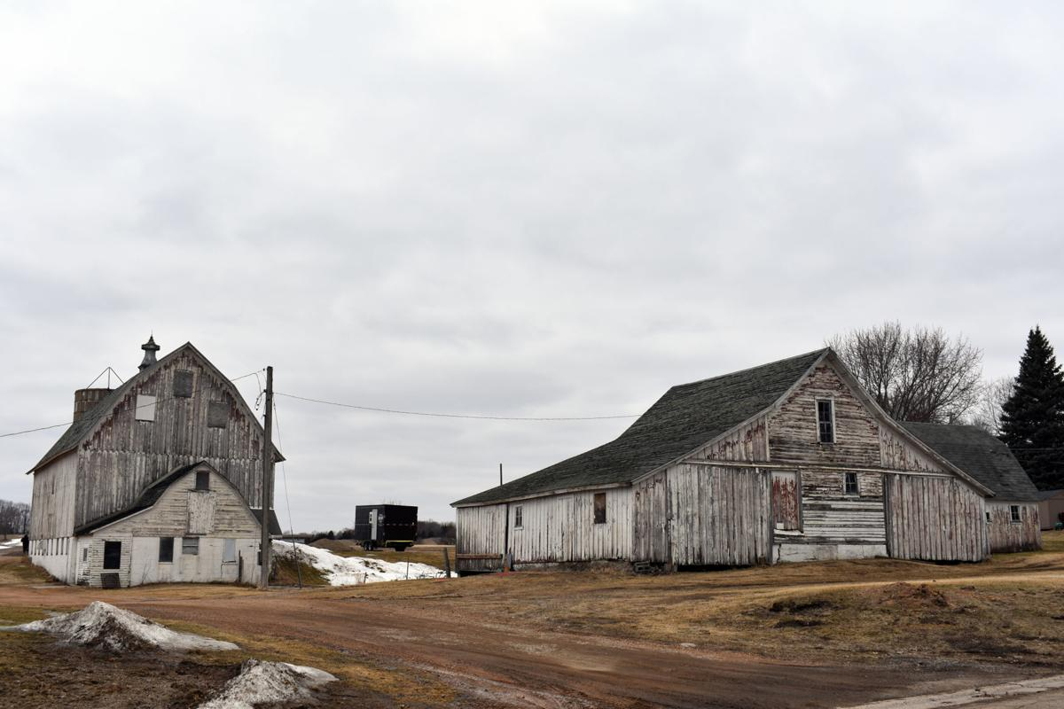 Hammers Farm buildings
