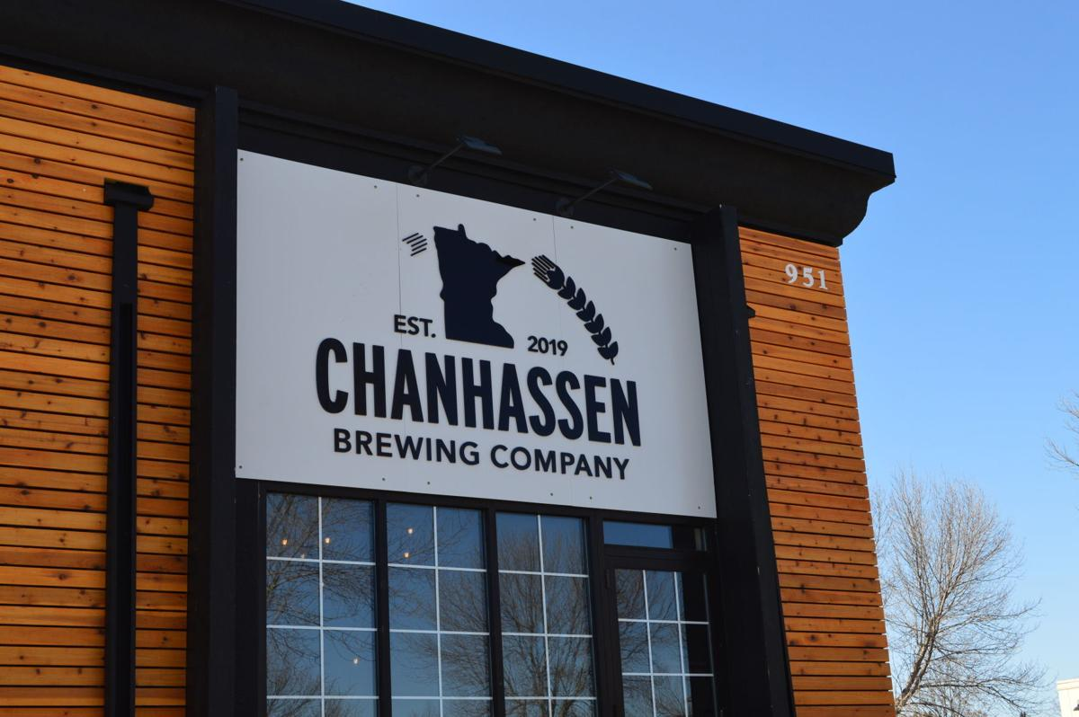 Chanhassen Brewing Company exterior