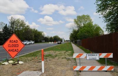 Glendale Road improvement project