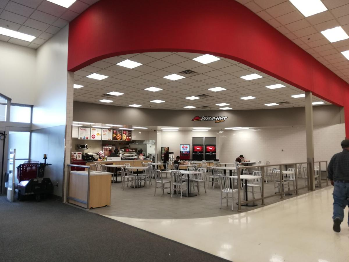 Mtka food court area - where liquor store would go