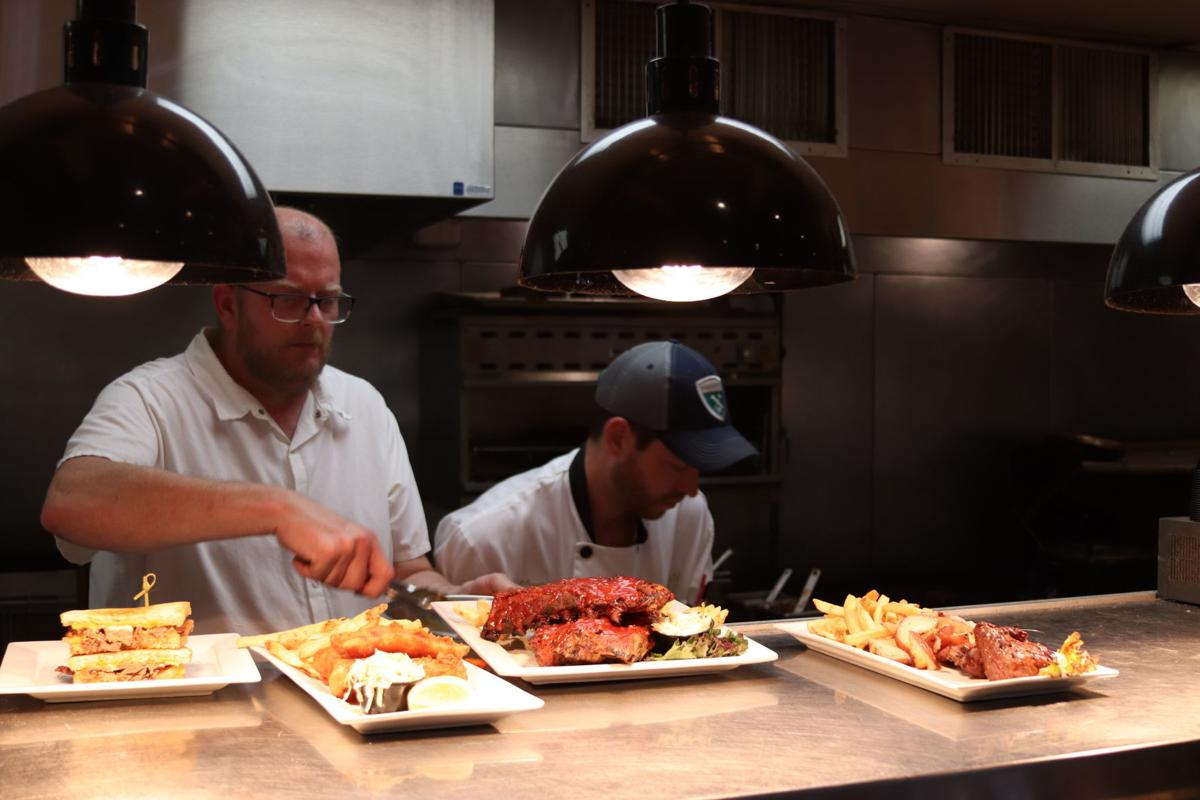Jordan Supper Club -- chefs