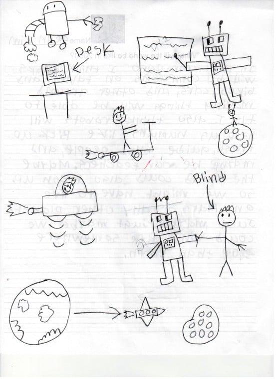 Zombies Robot Teachers Flying Cars
