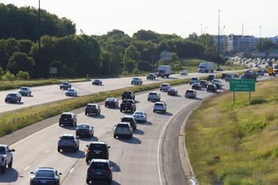 Eden Prairie traffic congestion