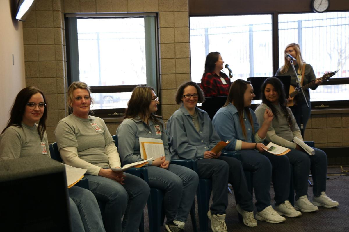 Prison Fellowship Academy at Shakopee womens prison