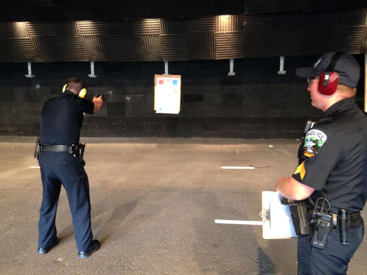 Jordan Police armed with firearms training | Jordan News