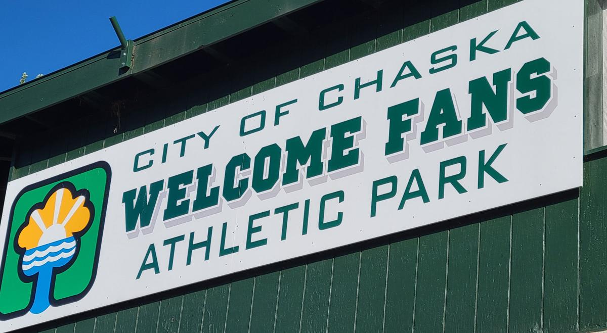 Athletic Park - Welcome Sign