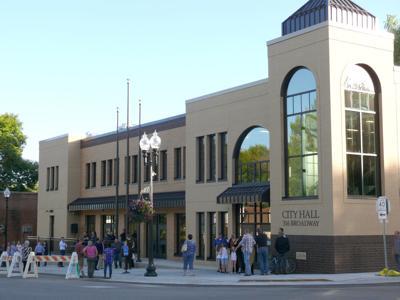 Carver City Hall