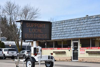Support local sign Excelsior