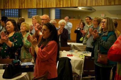Beacon Interfaith party