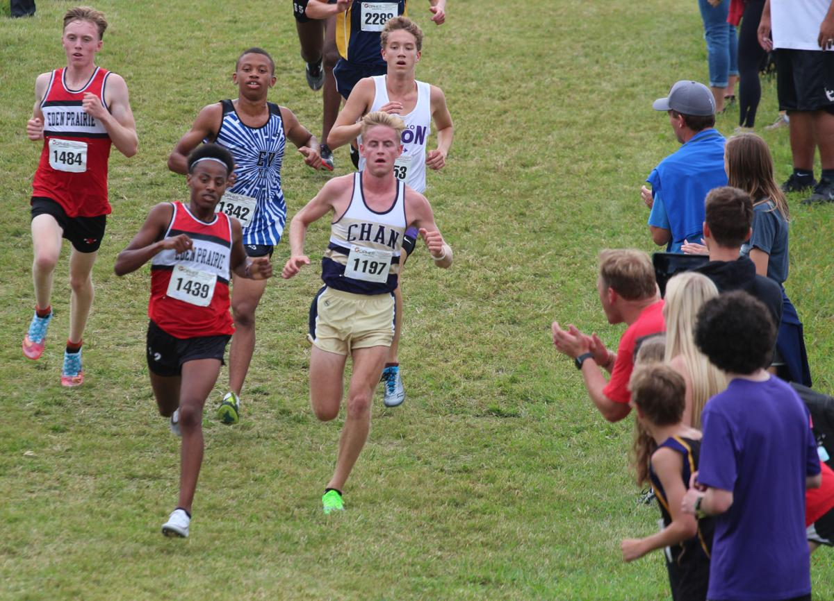 Chan Cross Country - Scheller