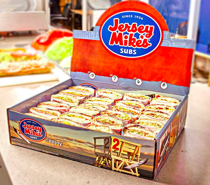 Jersey Mike's Subs - sandwiches
