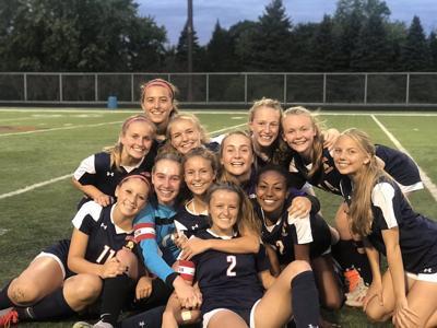 Orono soccer seniors 2019