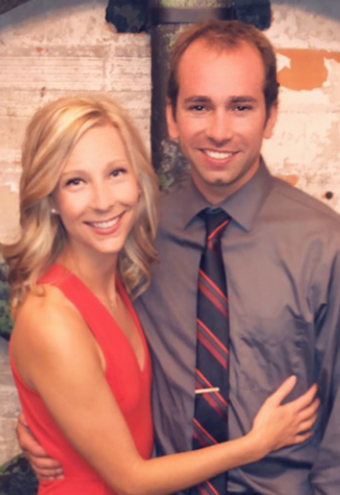 Trisha Laabs and Michael Will