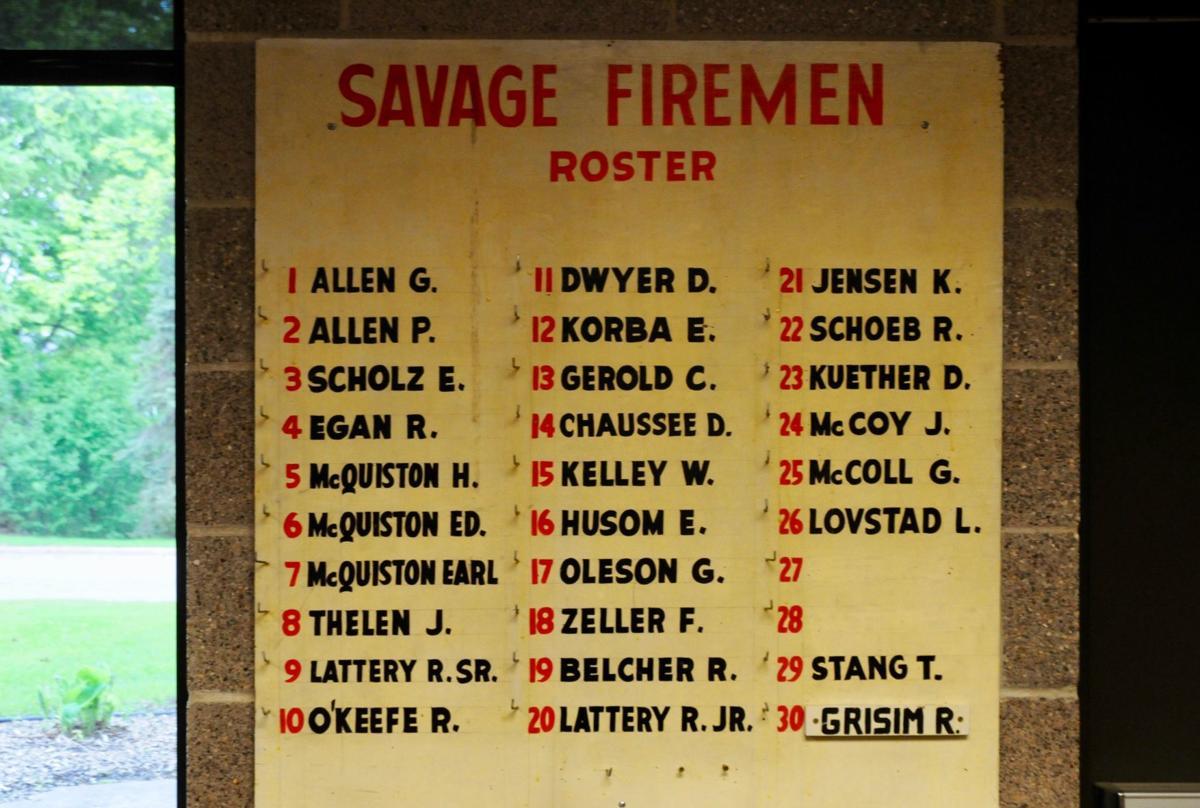 Savage Firemen Roster