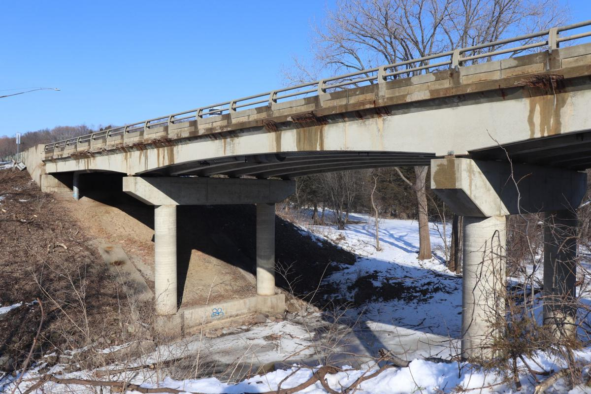 Highway 21 Sand Creek bridge