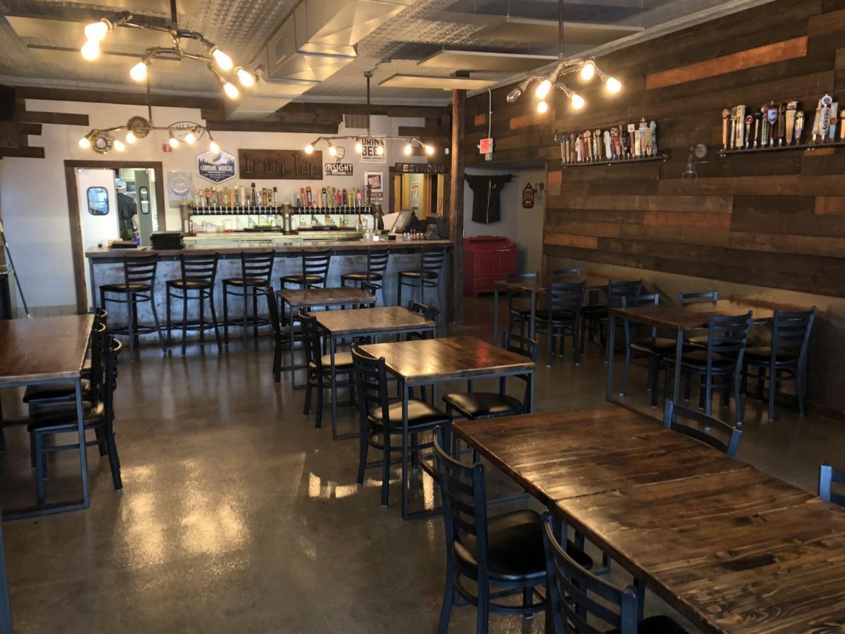 Iron Tap - Waconia, MN  - Restaurant Area