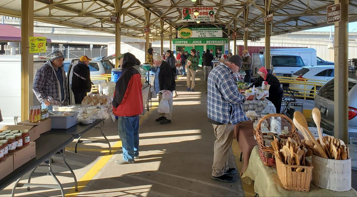 Minneapolis Winter Farmers Market