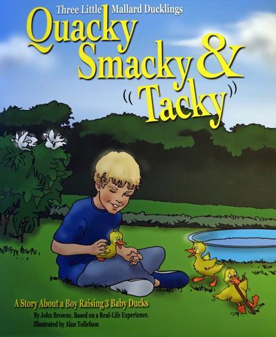 'Quacky, Smacky & Tacky'