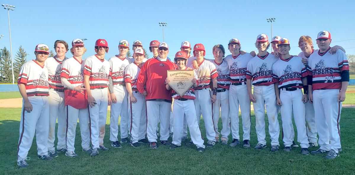 Shakopee Baseball - 300th win