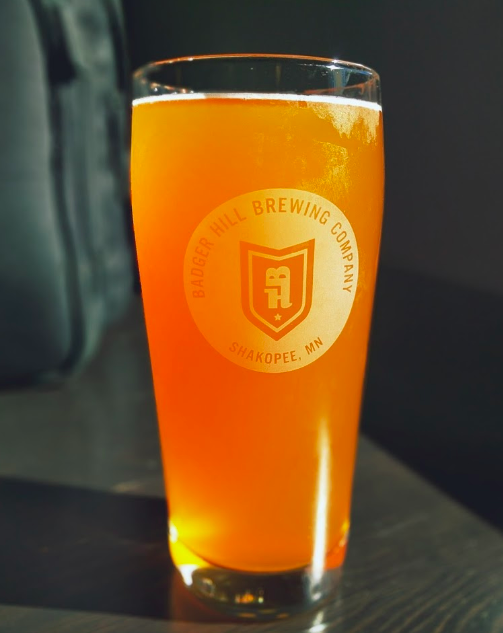 Badger Hill Brewing - beer
