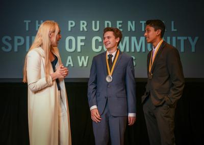 Shrey Pothini award