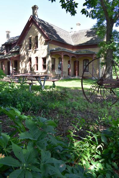 The Cummins-Phipps-Grill House, Eden Prairie