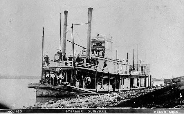 Louisville boat
