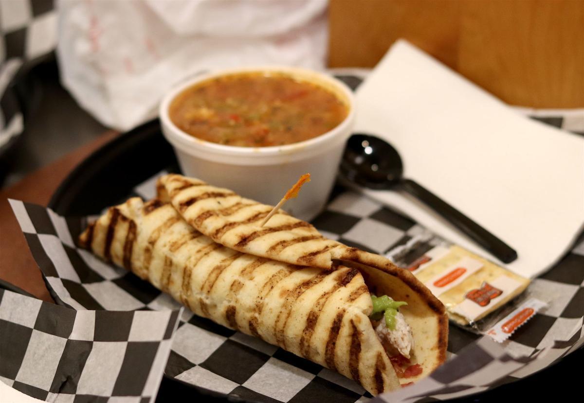 Zuppa Cucina  wrap
