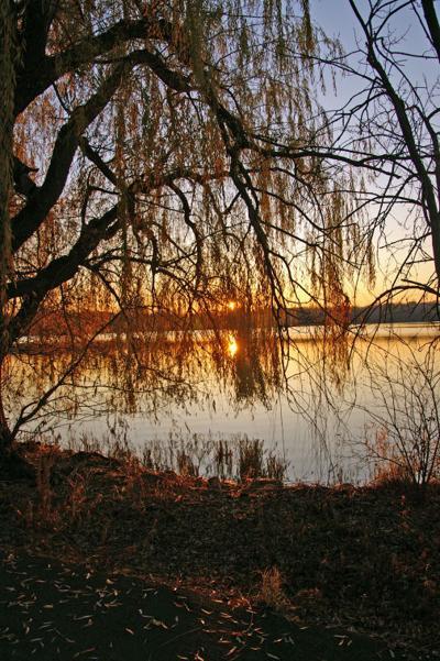 Staring Lake