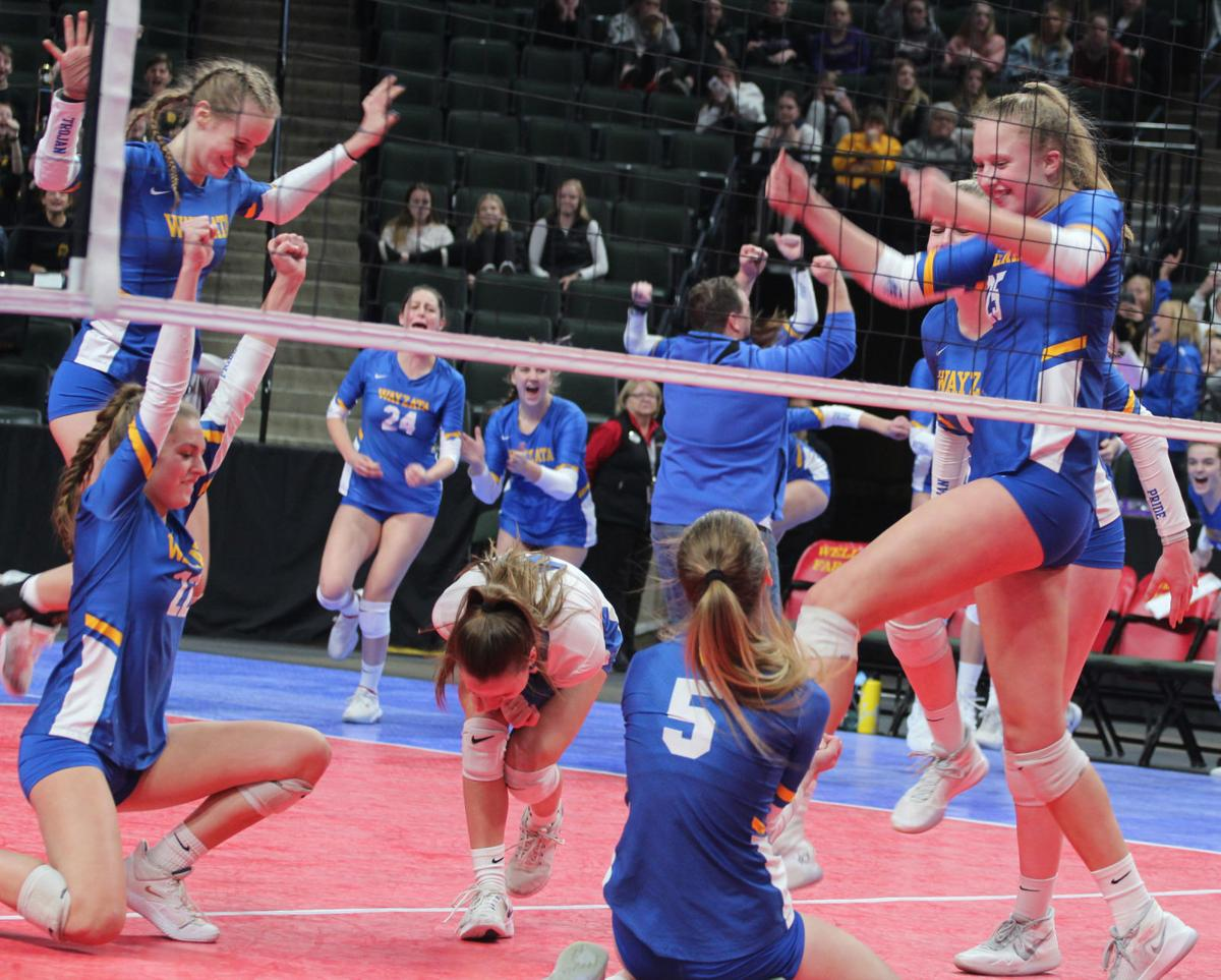 Wayzata Volleyball - Winner