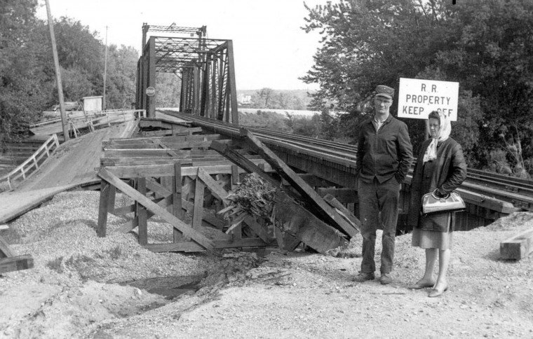 Remember When 1965 Minnesota River Flooding News