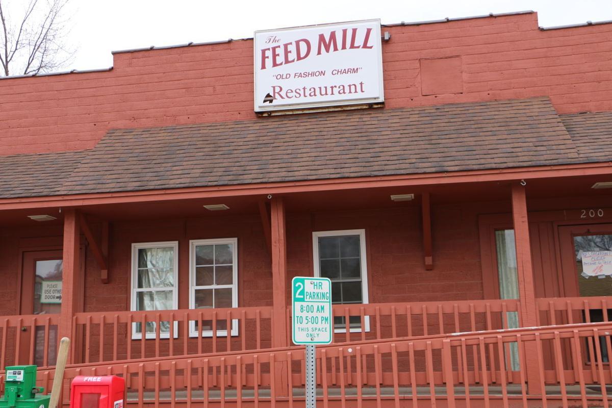 Jordan Feed Mill restaurant closes doors, up for sale