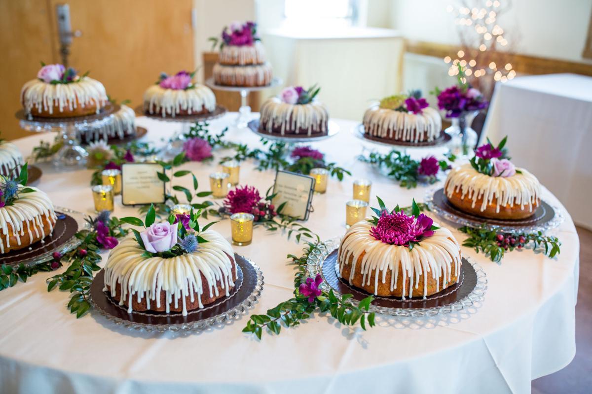 Nothing Bundt Cakes - cakes