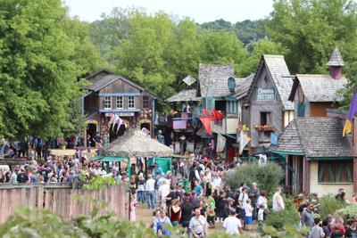 Renaissance Festival grounds
