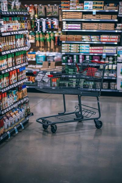 Grocery store generic groceries