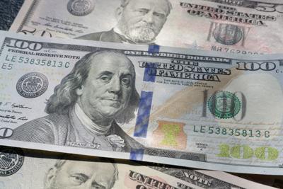 Generic money stock photo