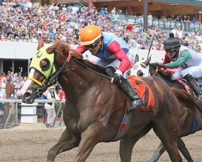 Horse races Canterbury Park