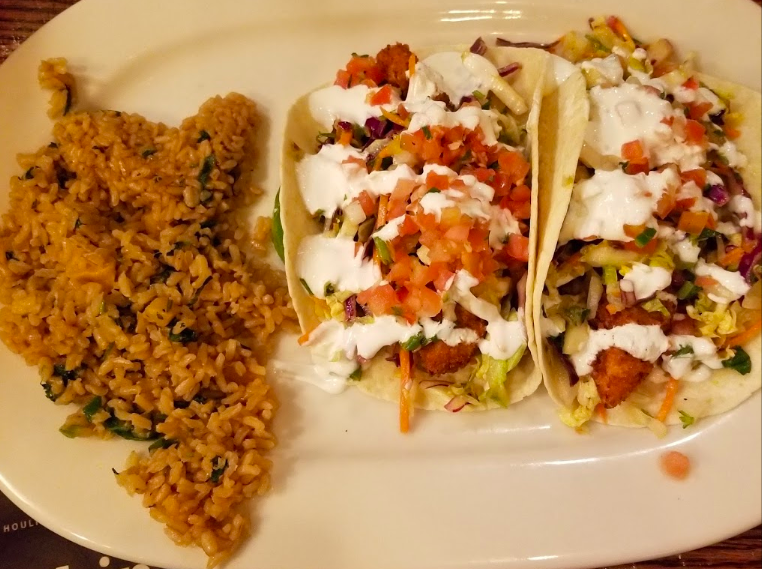 Houlihan's Restaurant and Bar Tacos