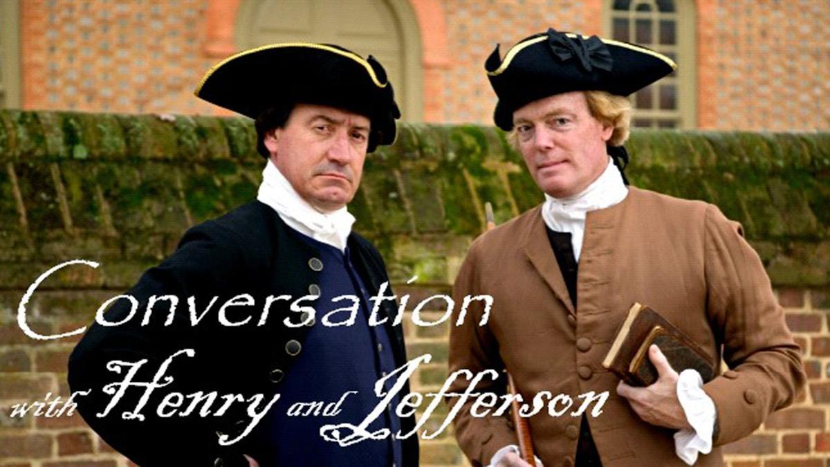 Patrick Henry and Thomas Jefferson