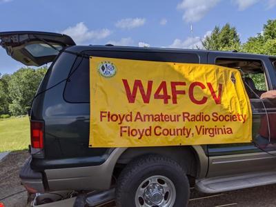 Floyd Amateur Radio Society and Floyd RACES Group